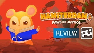 HAMSTERDAM | Pocket Gamer Review