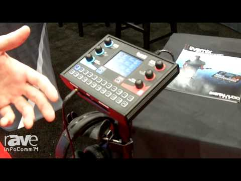 InfoComm 2014: Digital Audio Labs Presents the Livemix Personal Monitoring System