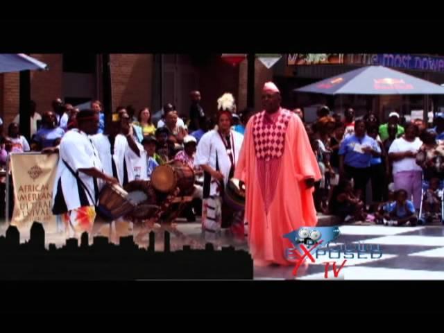 hiphopnc-Chuck Davis-African American Cultural Festival Raleigh, North Carolina