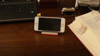 How To Make LEGO Phone Holder #2