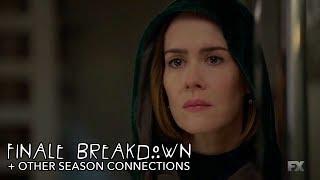 AMERICAN HORROR STORY CULT Finale Breakdown + Past Season Connections