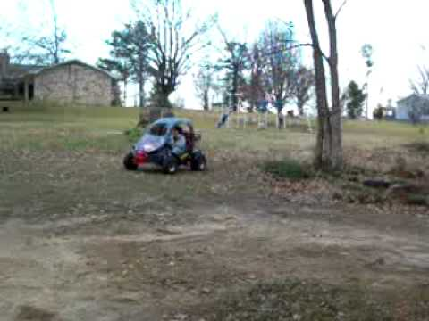 carbide fox buggy 150 cc on 2 wheels---big kid gocart.