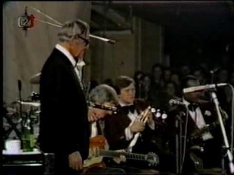 Benny Goodman In Prague Czechoslovia 1976