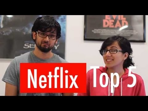 Top 5 DOCUMENTARIES on Netflix Instant-Watch - YouTube