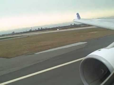 Hawaiian Airlines A330-200 Take Off from JFK