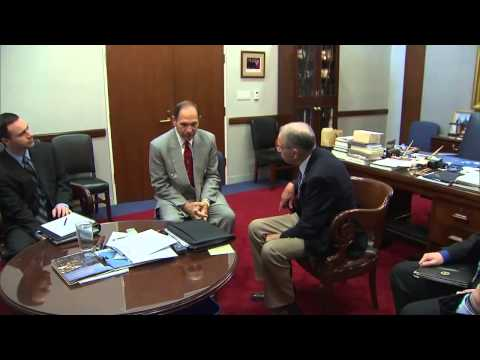 Senator Grassley and Robert McDonald