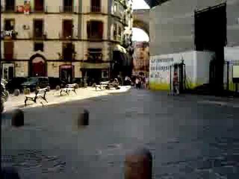Rione Sanità Napoli – bambini divertente