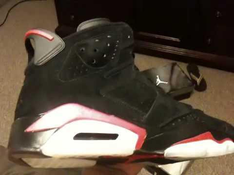 air jordan 6 black infrared real vs fake rolex