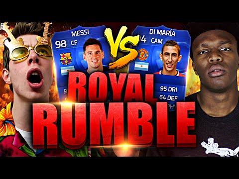 Royal Rumble Toty Edition | Calfreezy Vs Ksi video