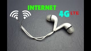 Free Internet 100%  - Free internet at home 2019