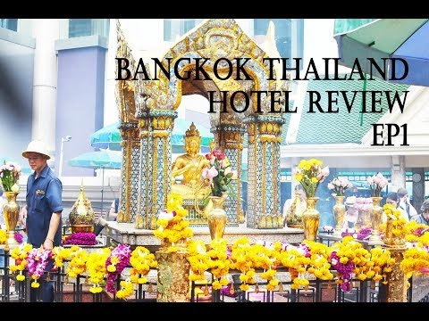 Bangkok, Thailand & Hotel Review: Lebua at State Tower – 曼谷樂遊酒店 EP1
