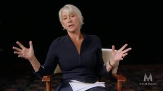 Helen Mirren: Breaking Down A Script (Literally)