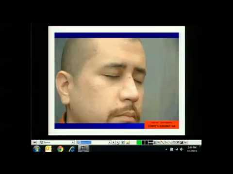 George Zimmerman Trial - Day 6 - Part 3 (Interrogation Tapes)