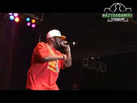 "BUN B ""YOU'RE EVERYTHING"" LIVE"