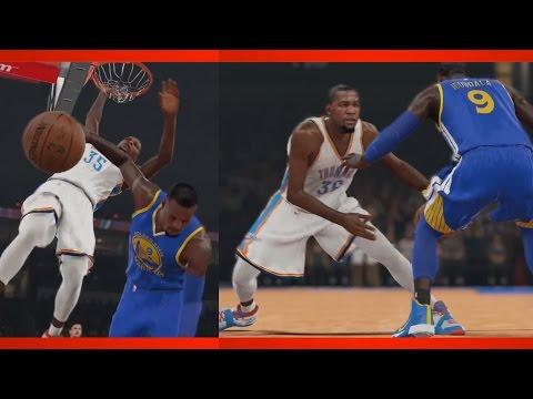 NBA 2K15 1st Look Gameplay and My League Mode