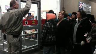 Black Friday 2011 in Monroe MI