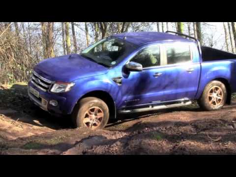 TASTER VIDEO: New Ford Ranger gets bigger. plusher and cleverer