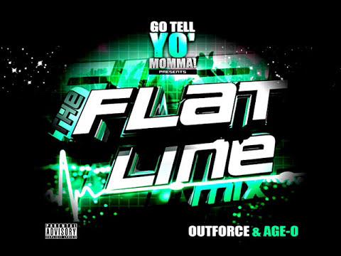 Outforce & MC Age-O - The Flatline Mix!!!