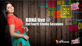 Robi presents Foorti Studio Sessions wit KONA
