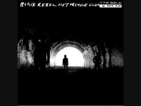 Black Rebel Motorcycle Club - Shade Of Blue