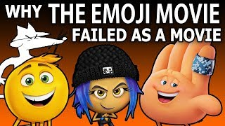 "Why ""The Emoji Movie"" Failed as a Movie"