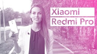 Обзор Xiaomi Redmi Pro от Румиком