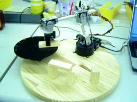 Découvrez la robotique industrielle !