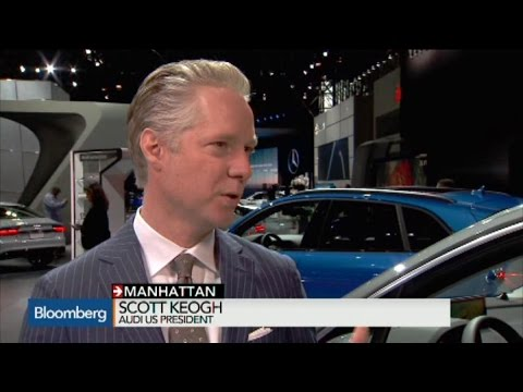 Audi CEO Expects Sixth Record Year of Sales