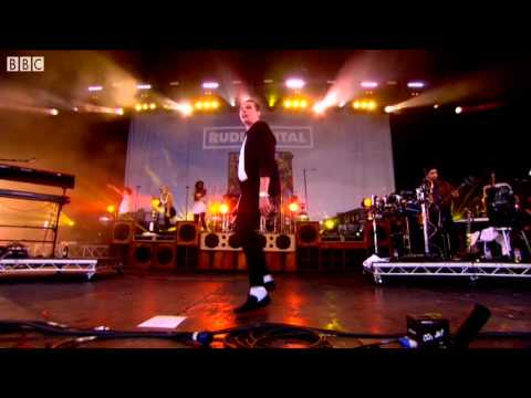 Rudimental -  Feel The Love live at T in the Park 2014
