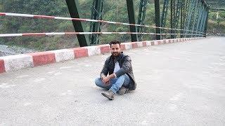 Short Ride With Desi Driving School    Haidakhan    drone shot  