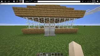 Minecraft Simple Shop Build