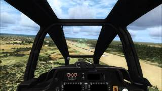 Testing CS Weapons with FSX@War