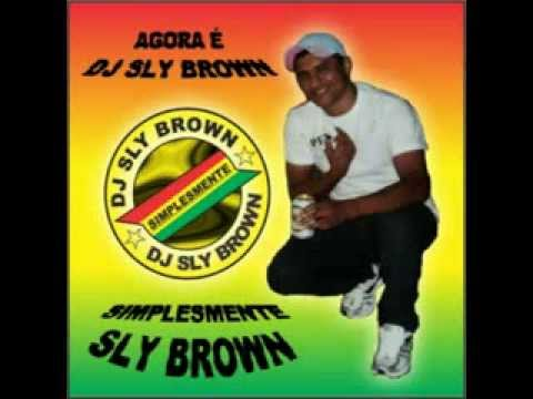 PEDRA RECORDA DJ SLY BROWN