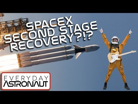 Can SpaceX Reuse a second stage?