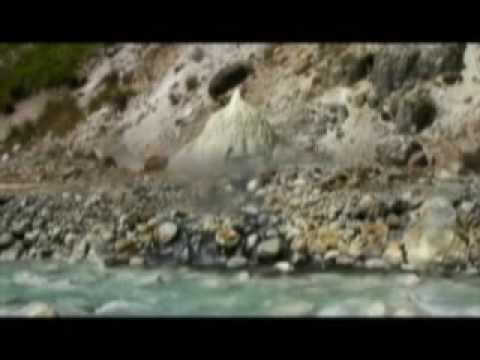 湯俣温泉・噴湯丘