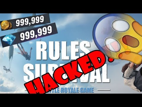 Rules of Survival Hack - Rules of Survival Cheats Free Coins & Gold Tutorial