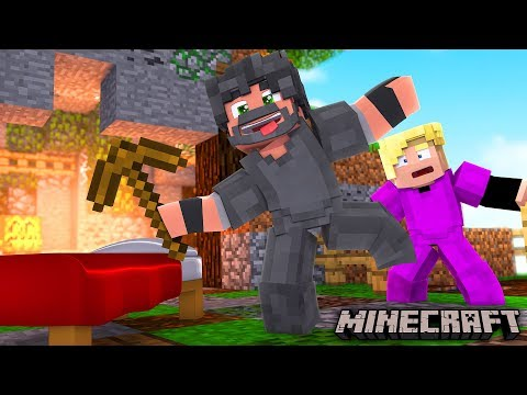 TROLLING PINK!!! | Minecraft Bed Wars