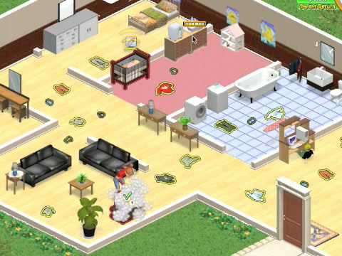 Play nanny mania 2: hollywood game now