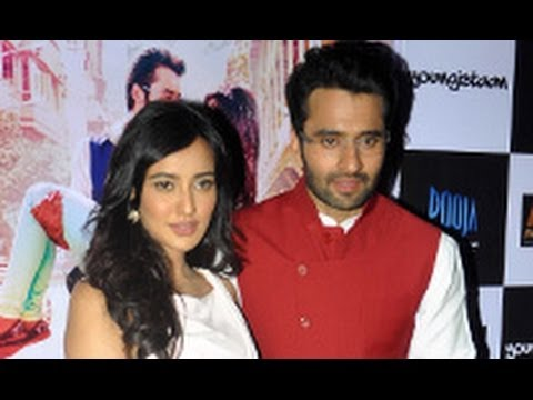 Jackky Bhagnani, Neha Sharma At 'youngistaan' Trailer Launch | Vashu Bhagnani video