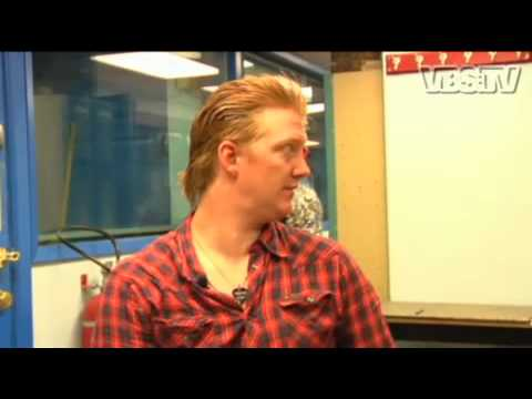 brody dalle and josh homme at a shooting range Video