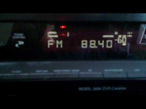 FM Radio Sporadic propagation from Eastern Europe 1/6/10 Location Clacton
