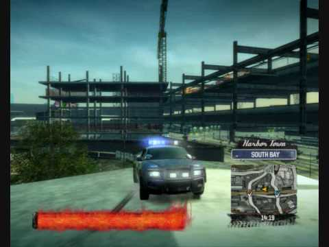 Burnout Paradise House glitch