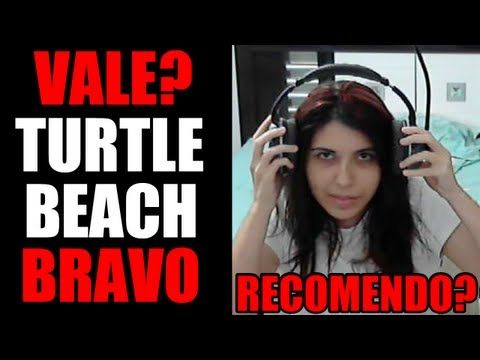 Meu Headset Turtle Beach Bravo MW3 Recomendo?