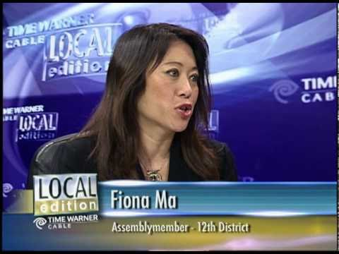 Fiona Ma, California State Assembly member