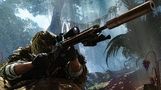 Sniper: Ghost Warrior 2 - Ballistics and AI Tactics