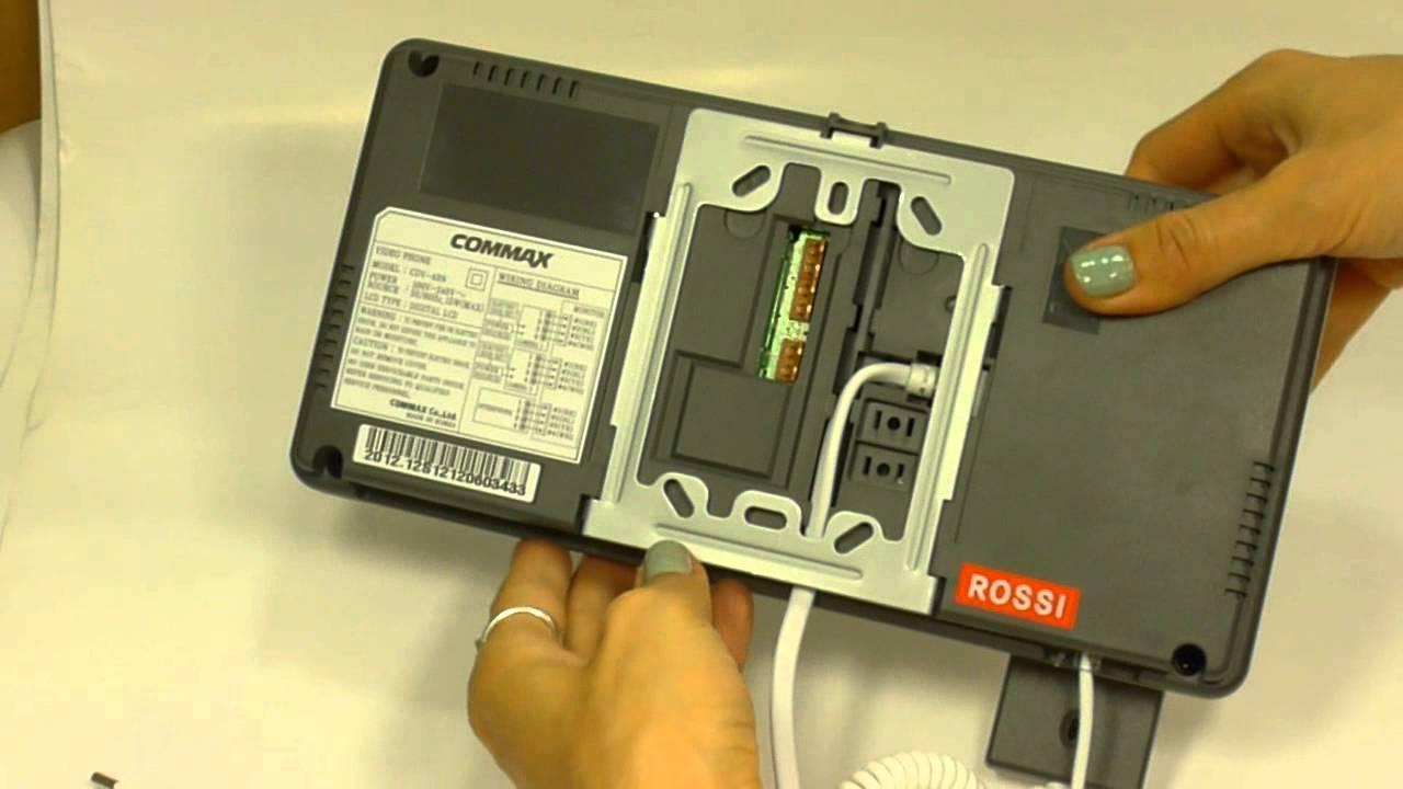 ������� Commax Cdv 43N ����������
