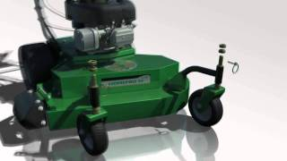 Billy Goat Home Pro Mower