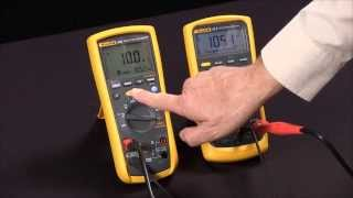 How to Measure Insulation Resistance With The Fluke 1587