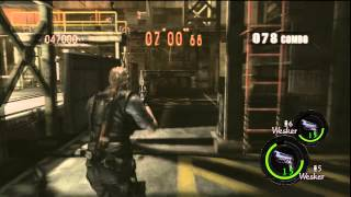 Resident Evil 5 Mercs DUO MA 1000 FAIL