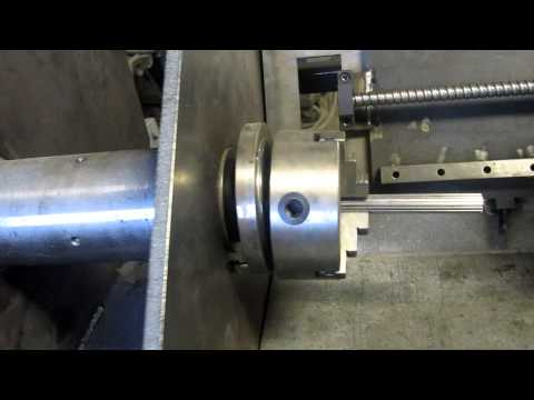DIY CNC lathe part 1
